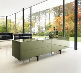 piure nex sideboard life like. Black Bedroom Furniture Sets. Home Design Ideas